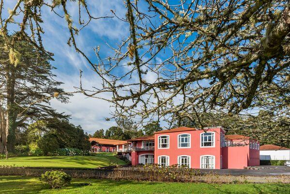 Holidays at Enotel Golf Santo da Serra Hotel in Santa Cruz, Madeira