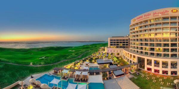 Holidays at Crowne Plaza Hotel Abu Dhabi Yas Island in Yas Island, Abu Dhabi