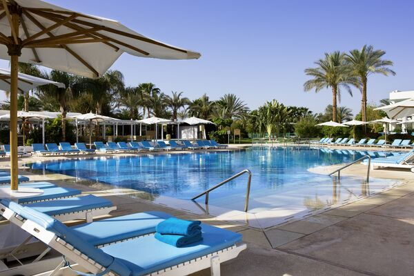 Holidays at Novotel Sharm Hotel in Naama Bay, Sharm el Sheikh