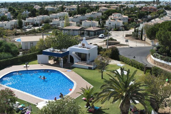 Holidays at Carvoeiro Hotel in Carvoeiro, Algarve