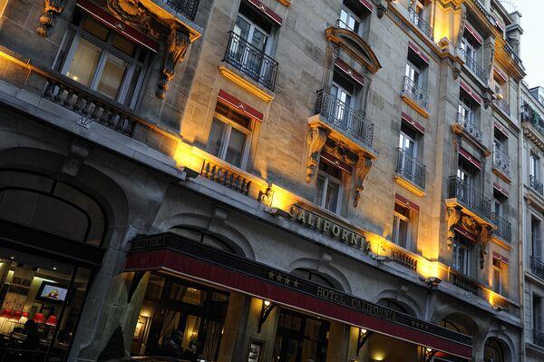 Holidays at California Paris Champs-Elysees Hotel in C.Elysees, Trocadero & Etoile (Arr 8 & 16), Paris