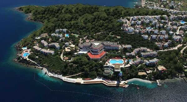 Holidays at Green Beach Resort Hotel in Gundogan, Bodrum Region