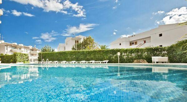 Holidays at Llevant Apartments in Puerto de Pollensa, Majorca