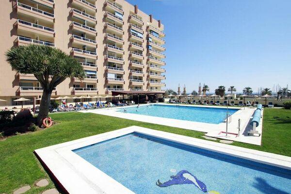 Holidays at Pyr Fuengirola Apartments in Fuengirola, Costa del Sol