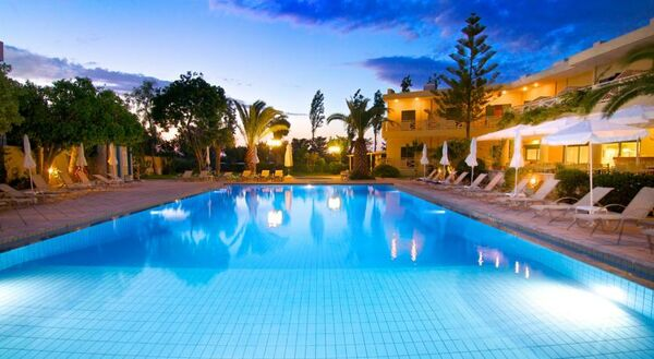 Holidays at Solimar Ruby Hotel in Malia, Crete