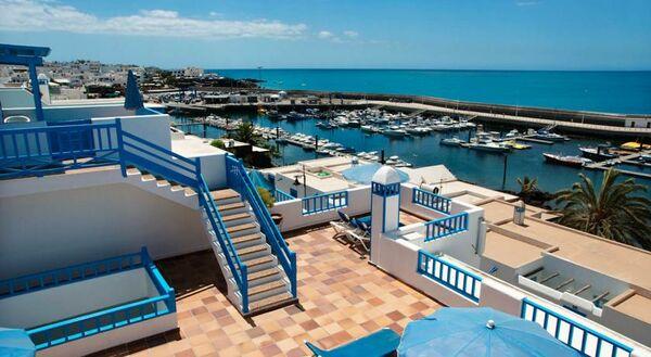 Holidays at Agua Marina Apartments in Puerto del Carmen, Lanzarote