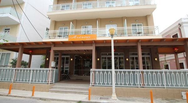 Holidays at Astron Hotel in Rhodes Town, Rhodes