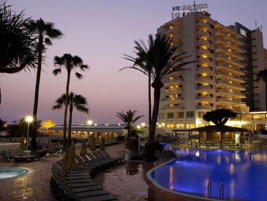Holidays at H10 Gran Tinerfe Hotel in San Eugenio, Costa Adeje