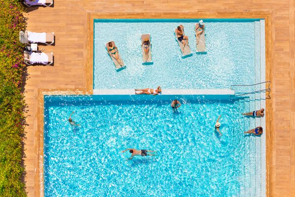 Holidays at Don Pancho Hotel in Benidorm, Costa Blanca
