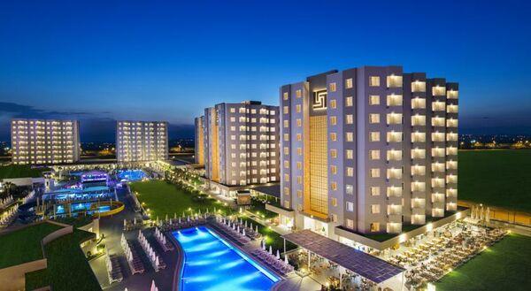 Holidays at Grand Park Lara Hotel in Lara Beach, Antalya Region