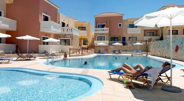Holidays at Adelais Hotel in Tavronitis, Kolymbari