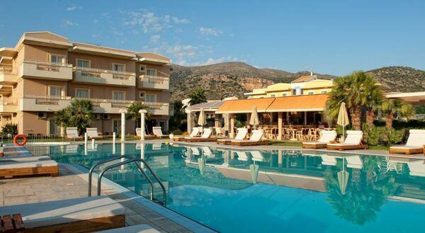 Holidays at Socrates Hotel Apartments in Malia, Crete