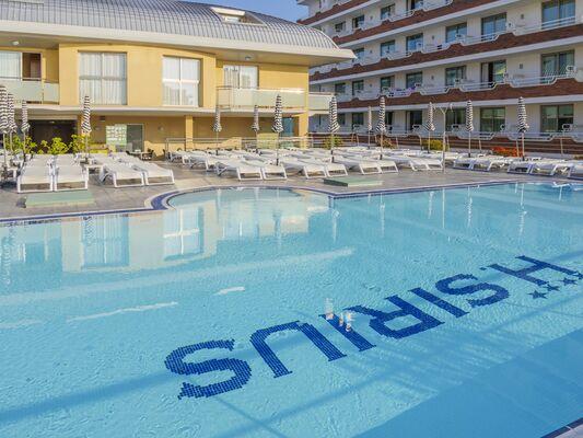 Holidays at Checkin Sirius Hotel in Santa Susanna, Costa Brava