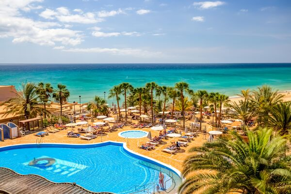 Holidays at SBH Taro Beach Hotel in Costa Calma, Fuerteventura