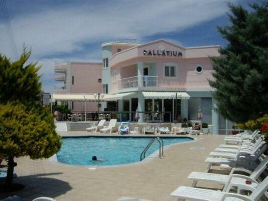 Holidays at Pallatium Apartments in Gouves, Crete