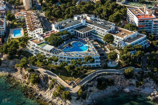 Holidays at Ponent Mar Hotel in Palma Nova, Majorca