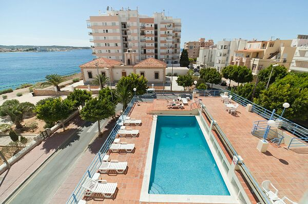 Holidays at Don Pepe Hotel in San Antonio, Ibiza