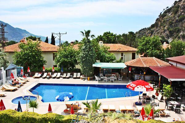 Holidays at Majestic Hotel in Olu Deniz, Dalaman Region