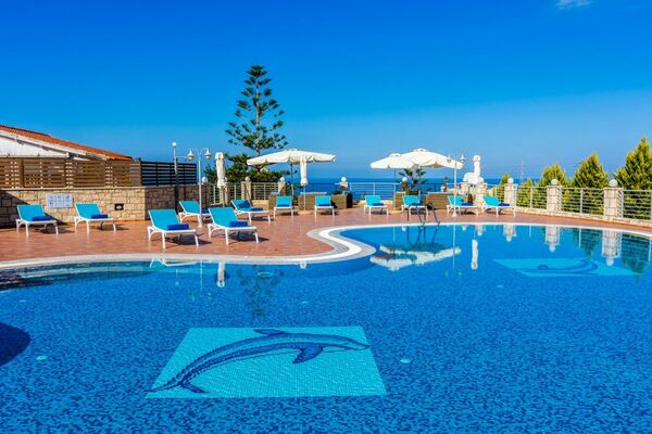 Holidays at Pilots Villas Luxury Suites in Koutouloufari, Hersonissos