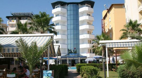 Holidays at Elysee Beach Hotel in Alanya, Antalya Region