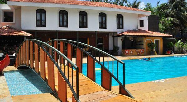 Holidays at Citrus Hotel in Calangute, India
