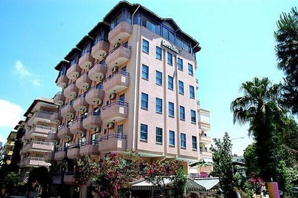 Holidays at Rosella Aparthotel in Alanya, Antalya Region