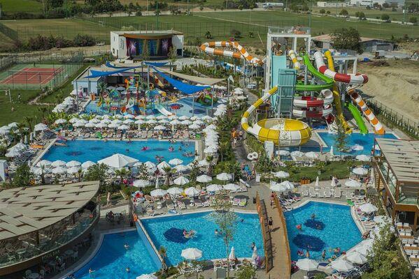 Holidays at Dream World Aqua Hotel in Kumkoy Side, Side