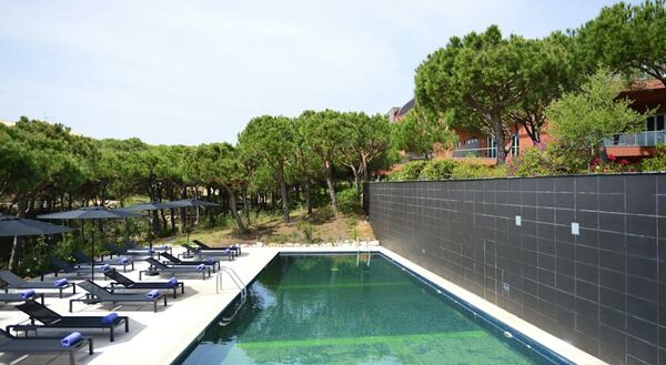 Holidays at Praia Verde Boutique Hotel in Altura, Algarve