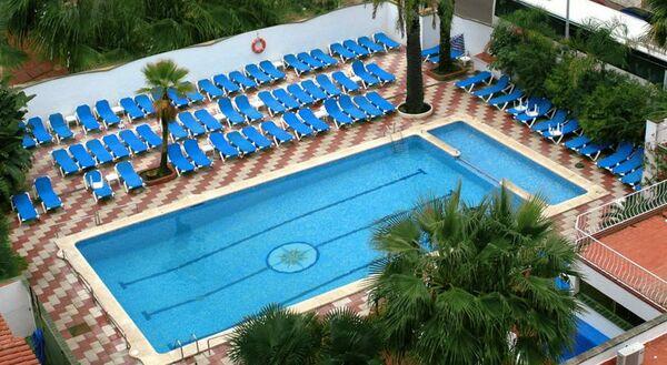 Holidays at Rosa Nautica Hotel in Malgrat de Mar, Costa Brava