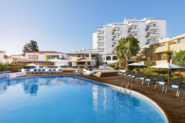 Holidays at Tivoli Lagos Hotel in Lagos, Algarve