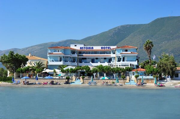 Holidays at Astoria Hotel in Alykes, Zante
