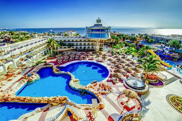 Holidays at Sea Gull Beach Resort Hotel in Hurghada, Egypt