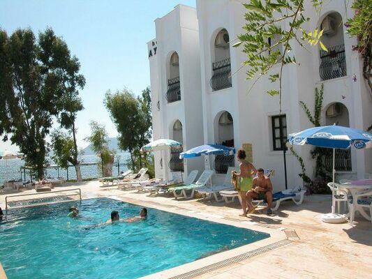 Holidays at Aydem Hotel in Turgutreis, Bodrum Region