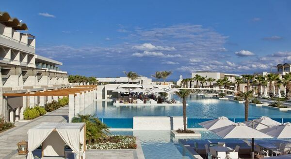 Holidays at Avra Imperial Beach Resort & Spa in Kolymbari, Crete