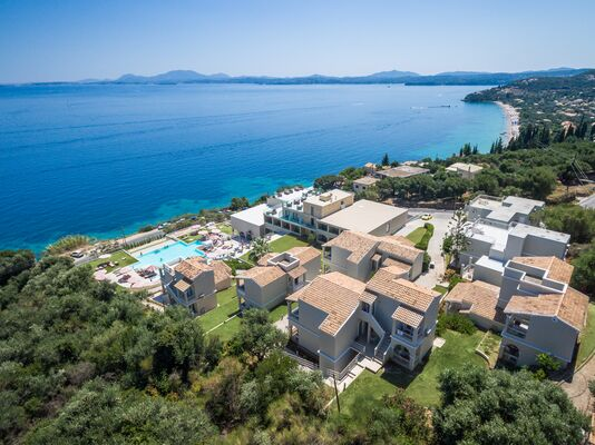 Holidays at Golden Mare in Barbati, Corfu