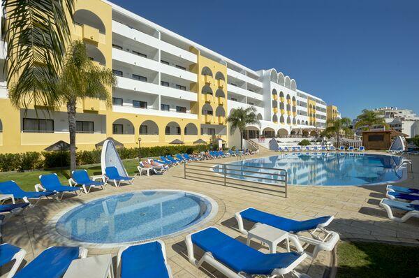 Holidays at Paladim & Alagoamar in Albufeira, Algarve