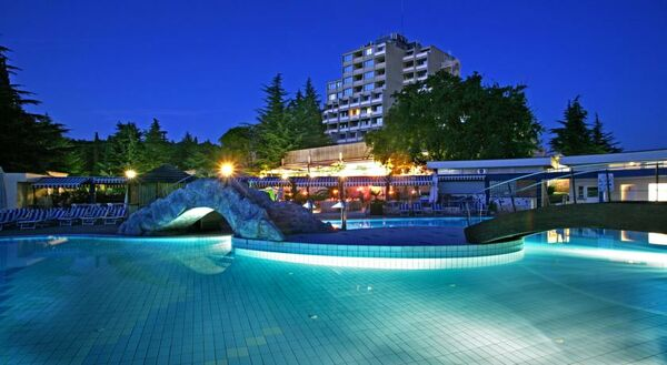 Holidays at Valamar Diamant Hotel in Porec, Croatia
