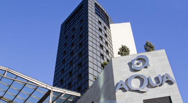 Holidays at Ilunion Aqua 4 Hotel in Valencia, Costa del Azahar