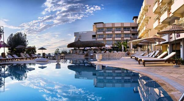 Holidays at Carina Hotel in Kusadasi, Bodrum Region