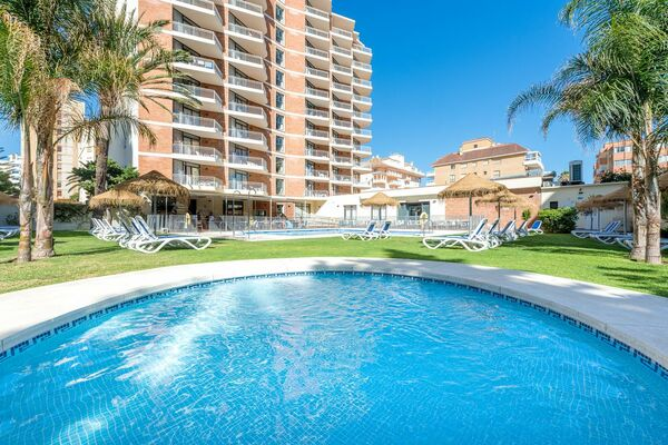 Holidays at Mainare Playa Hotel in Fuengirola, Costa del Sol
