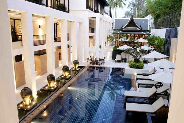 Holidays at Manathai Resort Hotel in Phuket Kamala Beach, Phuket