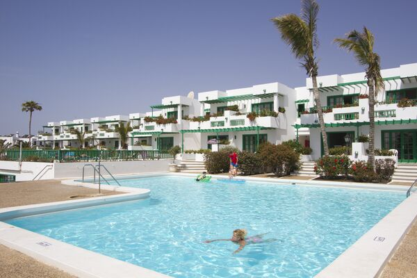 Holidays at Nazaret Apartments in Costa Teguise, Lanzarote