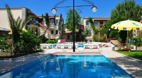 Holidays at Moonshine Apartments in Bodrum, Bodrum Region