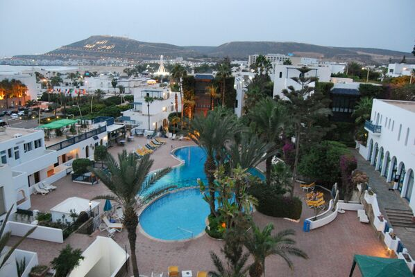 Holidays at Ryad Mogador al Madina in Agadir, Morocco