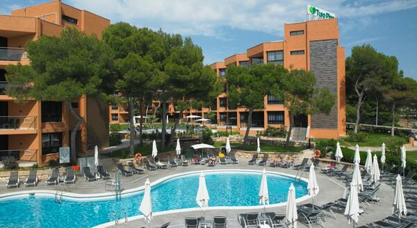 Holidays at Protur Turo Pins Aparthotel in Cala Ratjada, Majorca