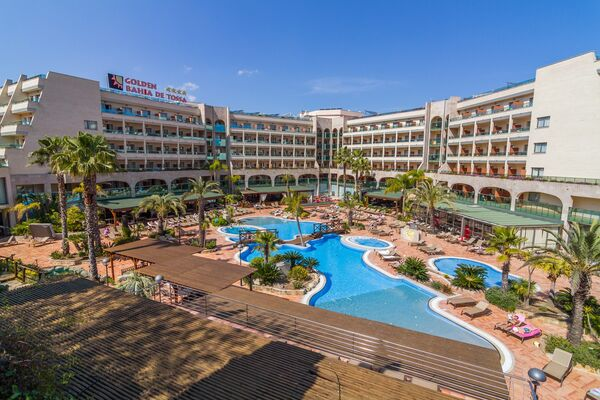Holidays at Golden Bahia De Tossa Hotel & Spa in Tossa de Mar, Costa Brava
