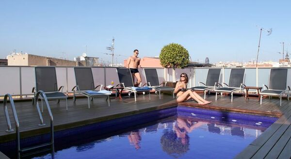 Holidays at Ciutat De Barcelona Hotel in Gothic Quarter, Barcelona