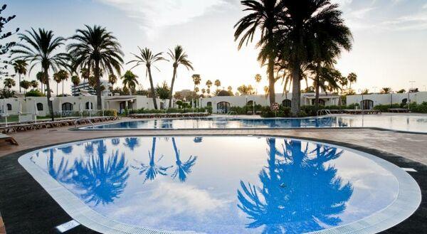 Holidays at HD Parque Cristobal Hotel in Playa del Ingles, Gran Canaria