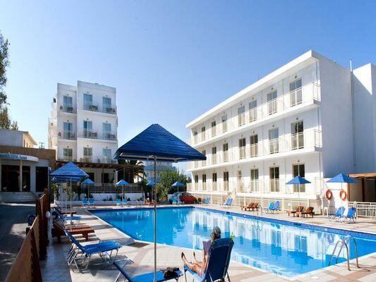 Holidays at Marilena Hotel in Amoudara, Crete