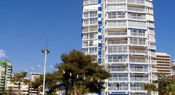 Holidays at Torre Yago Apartments in Benidorm, Costa Blanca